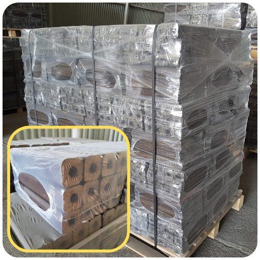 Pini-Kay Keményfabrikett (960 kg / raklap)